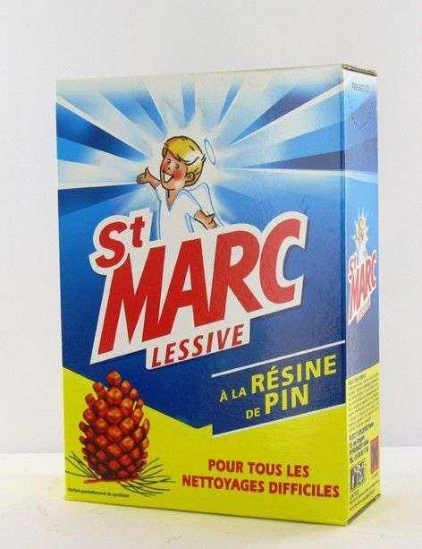 Lessive st marc le carton de 1 4kg for Lessive st marc pour le carrelage