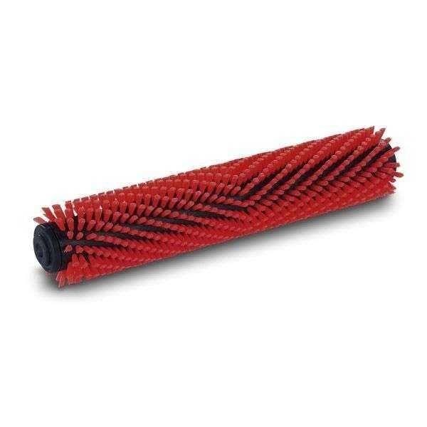 brosse rouge dure pour autolaveuse lw30. Black Bedroom Furniture Sets. Home Design Ideas