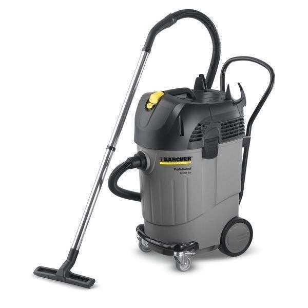 Karcher aspirateur nt55 1 tact - Aspirateur eau et poussiere karcher ...