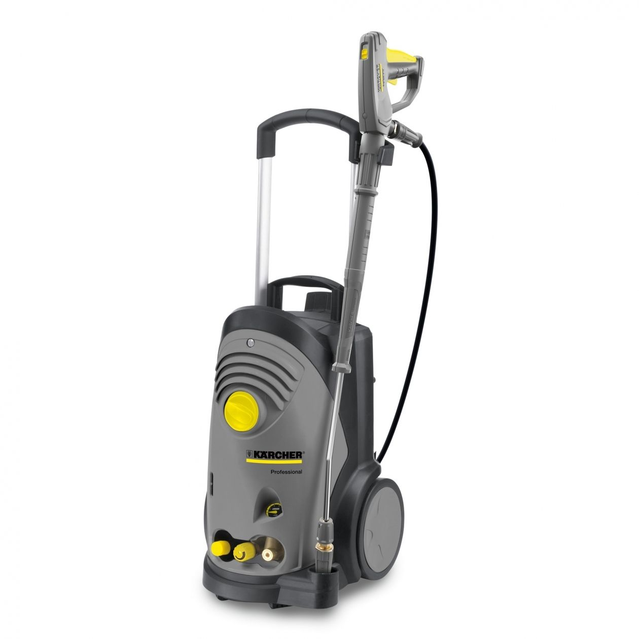Karcher hd 6 15 c nettoyeur haute pression 150bar 560l h - Nettoyeur haute pression karcher gamme pro ...