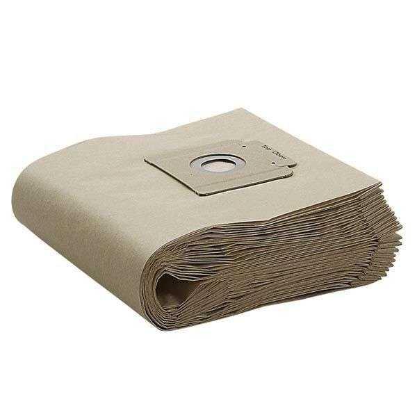 Filtre Papier Double Pour Aspirateur Karcher T15/1 Le Lot De 10