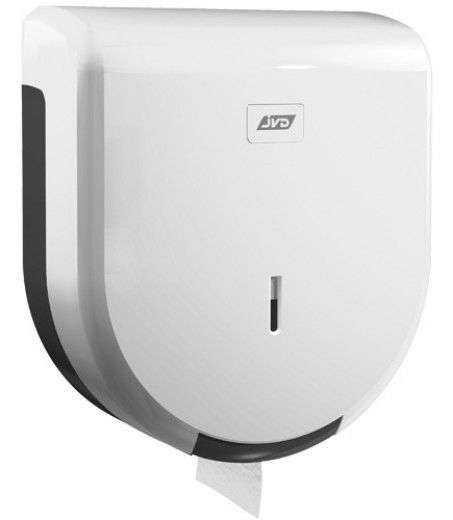 distributeur de papier toilette maxi jumbo 400m jvd cleanline. Black Bedroom Furniture Sets. Home Design Ideas