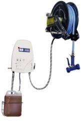 centrale de nettoyage et desinfection 1 produit enrouleur automatique inox. Black Bedroom Furniture Sets. Home Design Ideas