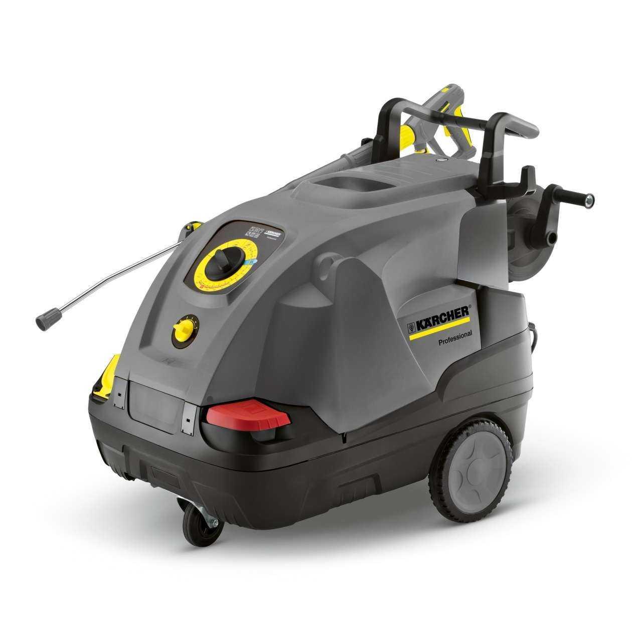karcher hds7 16cx enrouleur nettoyeur hp eau chaude 160bar. Black Bedroom Furniture Sets. Home Design Ideas
