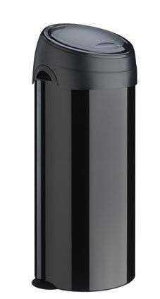 poubelle ronde 40 litres. Black Bedroom Furniture Sets. Home Design Ideas