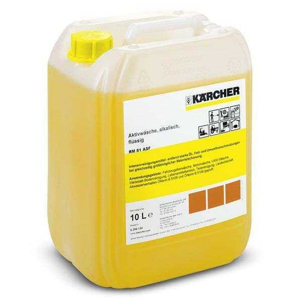 detergent vehicule karcher rm81 bidon de 10 litres. Black Bedroom Furniture Sets. Home Design Ideas