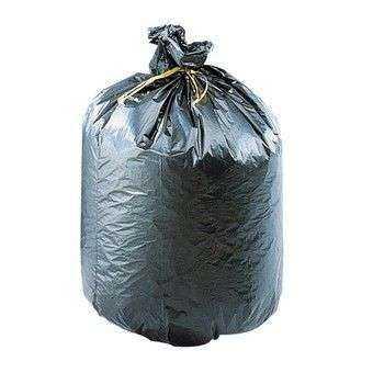 sac poubelle 30 l noir 12 micron le carton de 500 500x700mm. Black Bedroom Furniture Sets. Home Design Ideas
