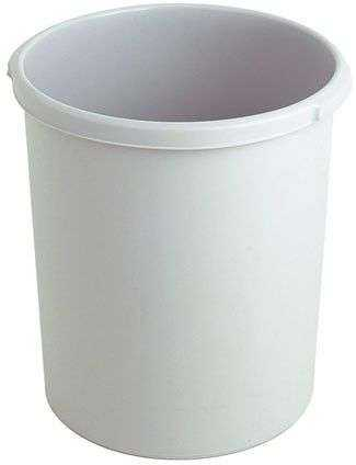 poubelle plastique bac rond 30 litres. Black Bedroom Furniture Sets. Home Design Ideas